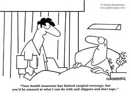 Medical Tape Cartoon