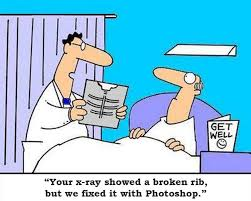 X-Ray Cartoon